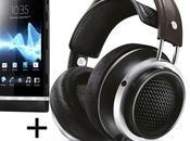 Gagnez smartphone Sony Xperia casque Philips Fidelio