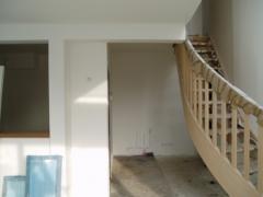 cr er une entr e dans un espace ouvert avant apres voir. Black Bedroom Furniture Sets. Home Design Ideas