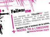 Follow l'émission sorties Toulouse