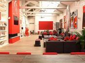 Loft mode Rouge