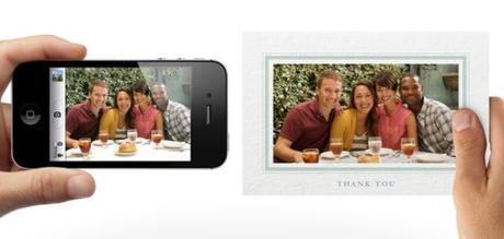 Cards sur iPhone, Apple se charge d'envoyer vos voeux...
