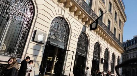 [Vidéo] Apple Store Opéra: C'est la première fois qu'une telle attaque vise un Apple Store en France...