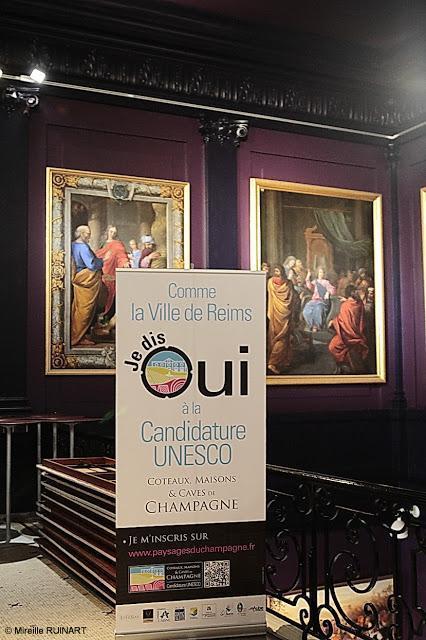 Soutenez la candidature de Reims à l'UNESCO !