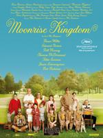 Affiche petite moonrise kingdom
