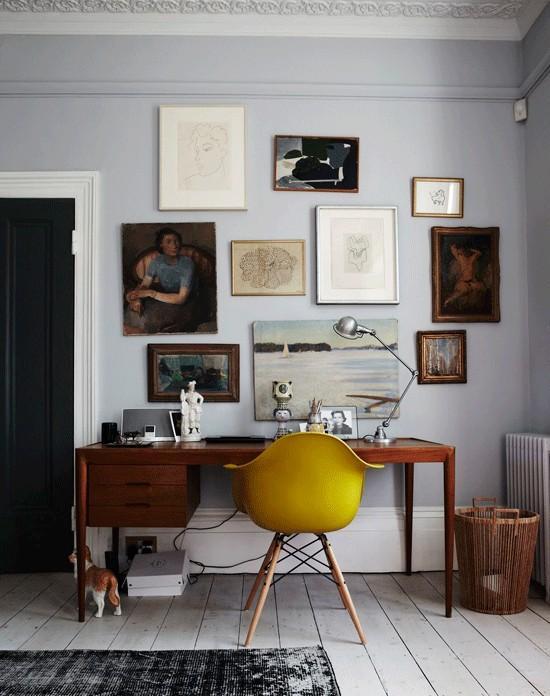 Fabuleux Le fauteuil Earnes ou le vintage design - Paperblog IQ28