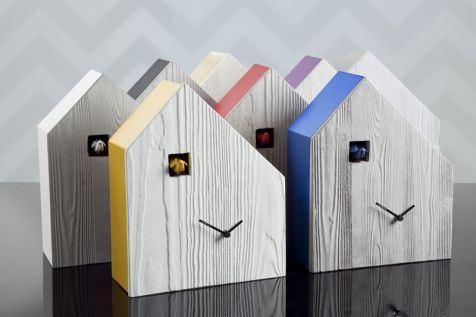 Diamantini & Domeniconi révolutionne l\'horloge à coucou   À Découvrir