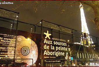 Quelques Jours Encore Pour Voir Les Sources De La Peinture Aborigene Au Quai Branly A Decouvrir
