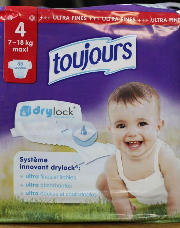 J Ai Teste Les Couches Drylock De Lidl A Lire