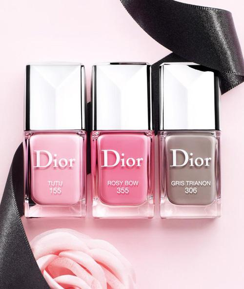 Dior « Chérie Bow », Collection maquillage printemps 2013