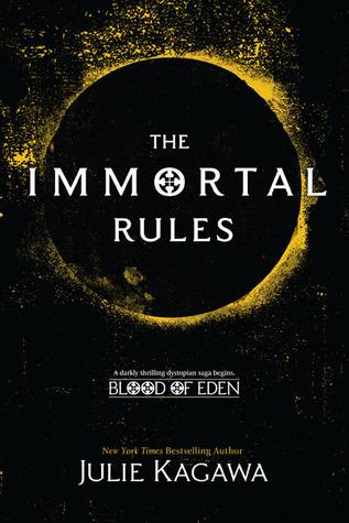 Blood of Eden T.1 : Je suis une immortelle - Julie Kagawa