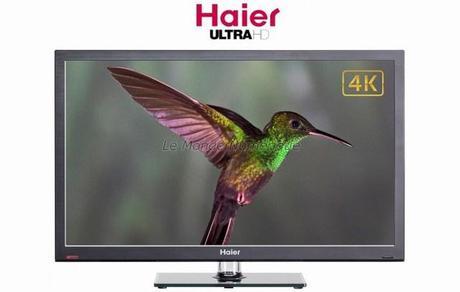 CES 2013 : Haier présente 3 modèles de TV Ultra HD ou 4K
