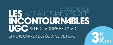 Cinéma : Les Incontournables UGC 2013