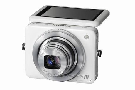 CES 2013 : Canon lance l'appareil photo connecté et créatif PowerShot N