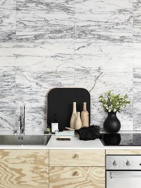 Micro-tendance: marbre