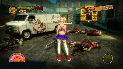 Mon jeu du moment: Lollipop Chainsaw