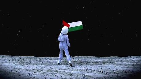 On a dansé sur la lune ! (1/2) Dabke on the moon ندبك عل قمر