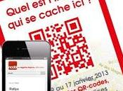 première chasse QR-codes commence matin Strasbourg