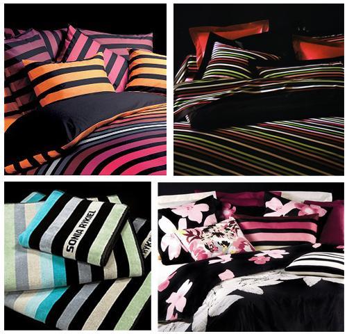 sonia rykiel parure de lit simple housse de de lit parure de lit cocoony couleur ecru with. Black Bedroom Furniture Sets. Home Design Ideas