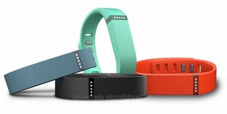 CES 2013 : Bracelet Fitbit Flex pour surveiller sa santé