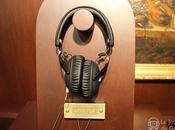 Nouveau casque Marshall Monitor