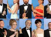 Golden Globes Awards 2013 palmarès, photos vidéos