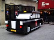 street marketing transforme Londres 8-bit