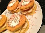 Recette n°10: Banoffees Sponge cake.