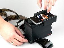 Lomography numérisez pellicules avec votre smartphone