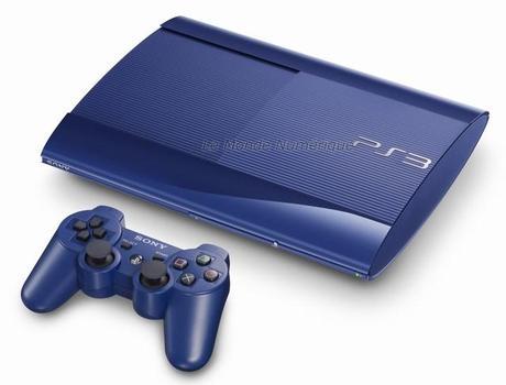 La PS3 se décline maintenant en 3 coloris différents