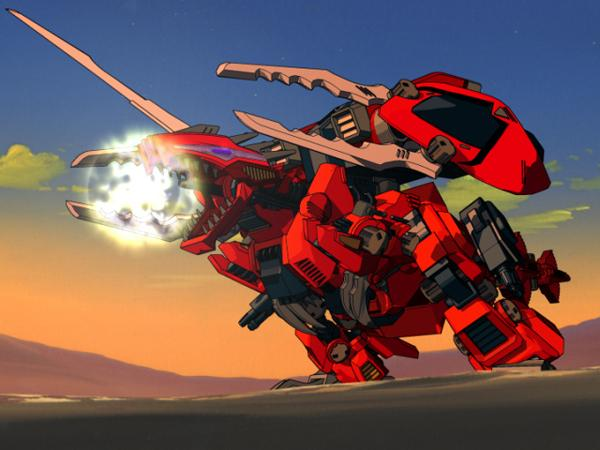 Zoids anime bluray 009