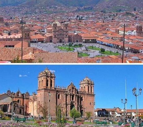 voyage perou cusco cathedrale