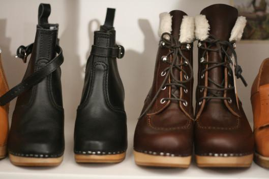 bottines swedish hasbeens