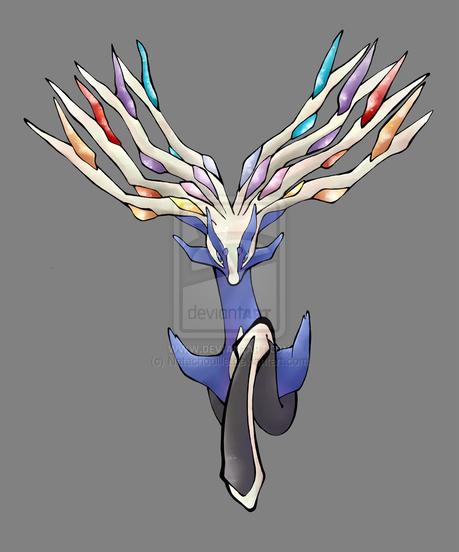 FanArt: Pokémon X et Y
