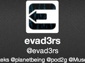 evad3r, nouvelle dream Team pour jailbreak iPhone iPad 6...
