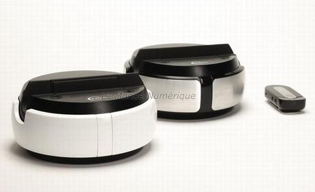 Swivl, plate-forme robotique qui transforme votre iPhone en caméra 360 degrés mais pas que