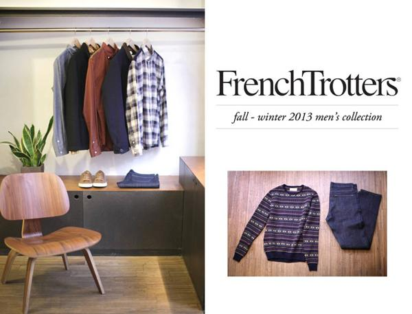 FRENCHTROTTERS – F/W 2013 COLLECTION PREVIEW