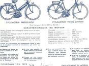 Lorsque vélos aspiraient devenir cyclos