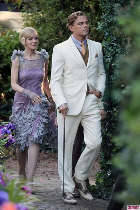 Léonardo Di Caprio dans Gatsby le magnifique