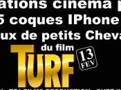 Gagnez places goodies film TURF