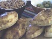 Empanadas façon Justine sous l'influence Betty Suarez