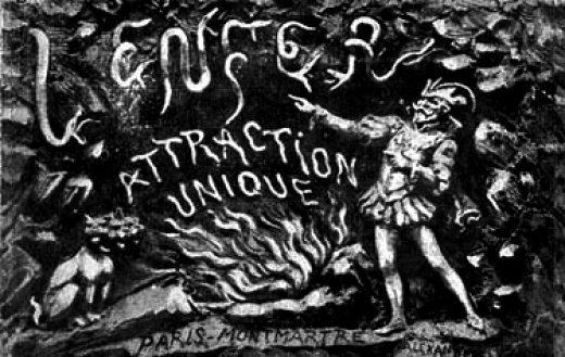 L'enfer - attraction unique