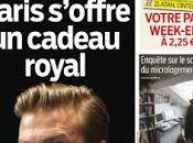 nouveau pari David Beckham Paris challenge