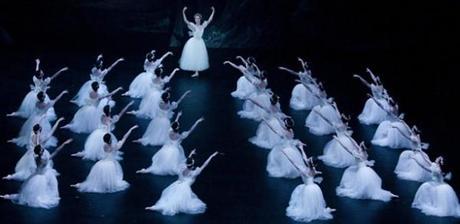 Giselle ballet de Perm Grand Théâtre de Provence