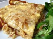 Recette n°34: véritable tortilla pomme terre.
