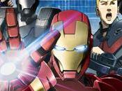 Bluray l'anime Iron Rise Technovore, daté Japon