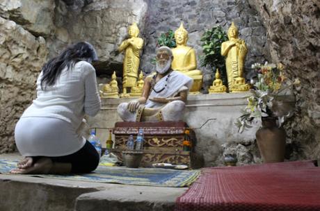 le mont Phou Si de Luang Prabang