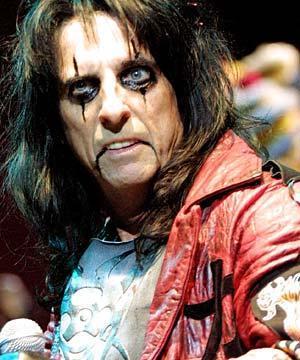 Alice Cooper heavy metal