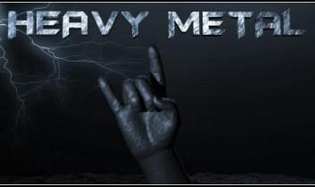 Heavy metal, les monstres sacrés du Rock
