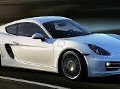 Salon Angeles 2012: Porsche présente Cayman II...
