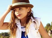 fille d'Anna Nicole Smith, Dannielynn Birkhead, pose comme maman pour Guess